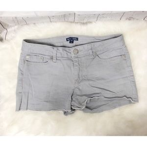Gap Gray Hadley Denim Shorts